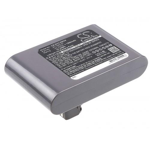 Аккумулятор для dyson dc35 multi floor дайсон пылесос с аккумулятором