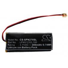 Аккумулятор для SONY PSP-N270