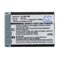 Аккумулятор для CANON PowerShot G7X II