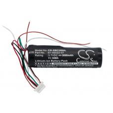 Аккумулятор для GARMIN StreetPilot C320