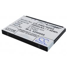 Аккумулятор для SIERRA WIRELESS Aircard 760s
