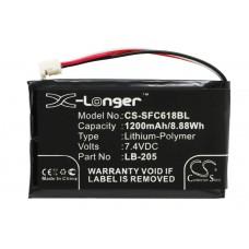 Аккумулятор для SAFESCAN 6185