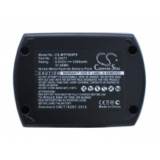 Аккумулятор для METABO BS 9.6