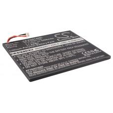 Аккумулятор для PANDIGITAL Novel Tablet Color