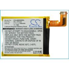 Аккумулятор для AMAZON D01100